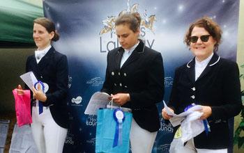 Concours de dressage au haras de Launay